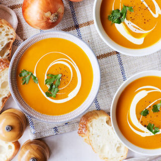 easy pumpkin soup