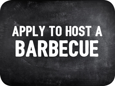 Apply to host a BBQ in store