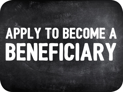Apply to be a beneficiary